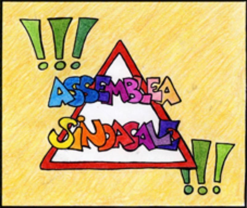 ASSEMBLEA SINDACALE DEL PERSONALE DOCENTE PER I...