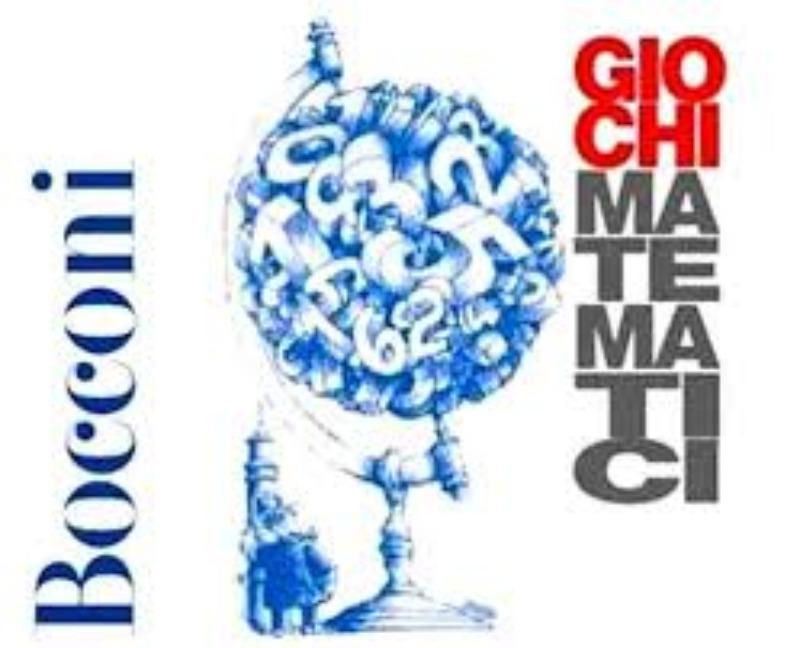 Giochi matematici- Università Bocconi