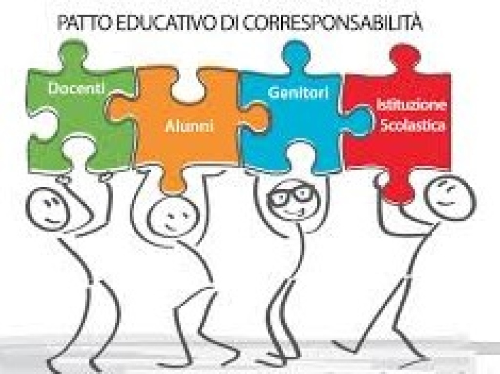 INTEGRAZIONE AL PATTO DI CORRESPONSABILITA' CON...